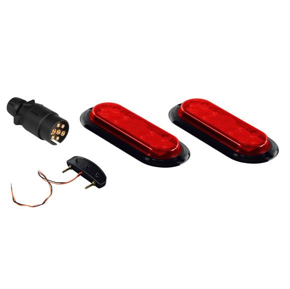 Componentes Elétricos para Reboques, Carretas, Carretinhas, Trailers - FAMIT