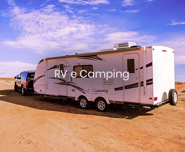 Peças para Reboque de Trailers, RV e Camping - FAMIT