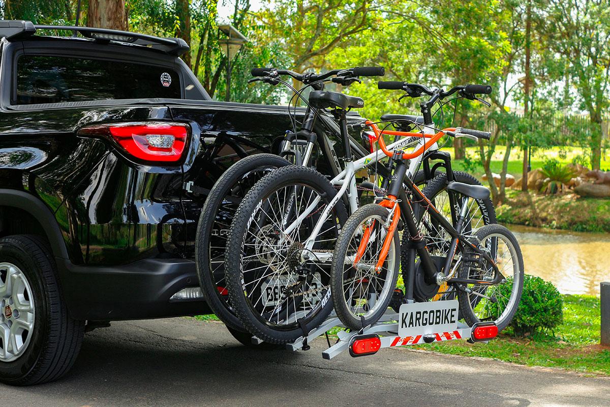Kargo Bike - Suporte para Bicicletas