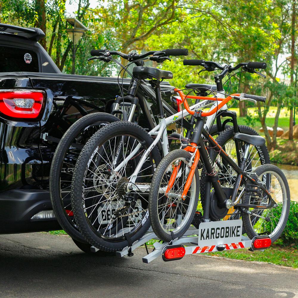Suporte para Transporte de Bicicletas - KargoBike