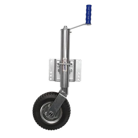 Pedestal 22.125 - Roda, para Reboques, Carretinhas e Trailers - FAMIT